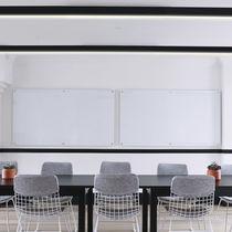 Ceiling lighting profile / LED / modular lighting system / dimmable