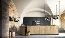 Contemporary kitchen / melamine / laminate / wooden
