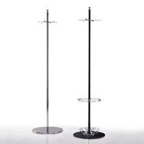 Floor coat rack / contemporary / metal / commercial