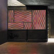 Decorative panel / Murano glass / wall-mounted / backlit
