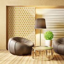 Indoor tile / wall / Murano glass / handmade
