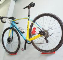 Steel bike stand