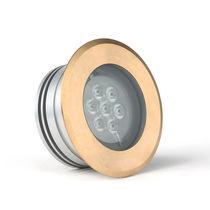 Recessed wall spotlight / recessed floor / indoor / outdoor