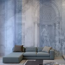 Classical style wallpaper / nonwoven fabric / vinyl / art print