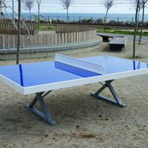 Outdoor ping pong table / for public spaces / for playgrounds / for public spaces