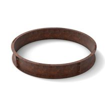 COR-TEN® steel tree grate / round