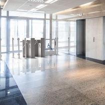 Tripod turnstile / for access control / for public buildings