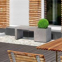 Concrete planter / rectangular / square / custom
