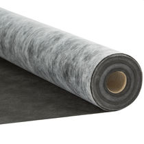 Polypropylene waterproofing membrane / for facades / roll / protection