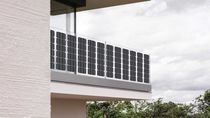 Monocrystalline PV panel / flexible / for in-roof systems / for balconies