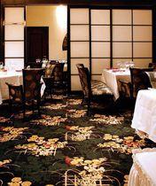 Woven carpet / polypropylene / commercial