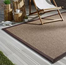 Exterior rug / contemporary / plain / polypropylene