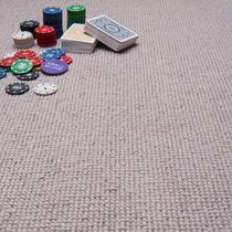 Tufted carpet / loop pile / wool / residential