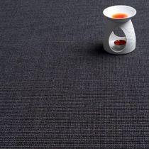 Woven rug / contemporary / plain / sisal