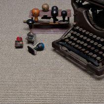 Woven carpet / loop pile / sisal / residential