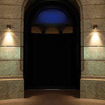 Minimalist design wall light / sauna / for wet rooms / outdoor
