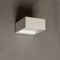 Contemporary wall light / aluminum / steel / LED
