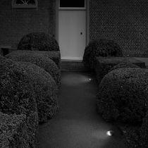 Recessed wall spotlight / recessed floor / garden / LED