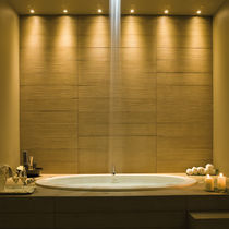 Recessed wall spotlight / recessed ceiling / indoor / LED