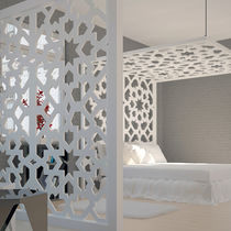 Decorative panel / MDF / composite / aluminum