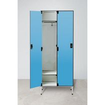 HPL locker / for public buildings / for sports facilities / for offices