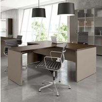 Executive desk / MDF / contemporary / commercial