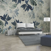 Contemporary wallpaper / fabric / vinyl / floral