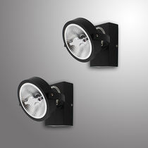 Wall-mounted spotlight / indoor / living room / LED