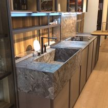 Quartzite countertop / kitchen