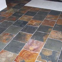 Indoor tile / floor / quartzite / matte