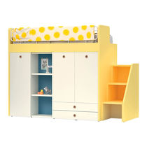Single bed / contemporary / child's / combined