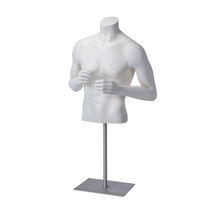 Male display mannequin torso / realistic