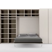 Wall bed / double / single / contemporary