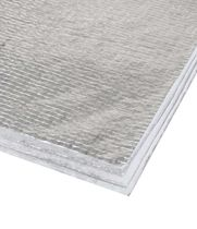 Thermal insulation / mineral wool / for roofs / roll