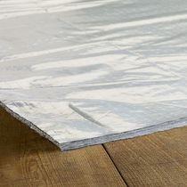 Thermal-acoustic insulation / polyethylene / for floors / for underfloor heating