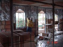 Thermal-acoustic insulation / for ceilings / wall / for floors