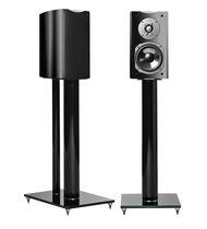 Floor-standing speaker / aluminium
