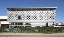 Composite ventilated facade / aluminum