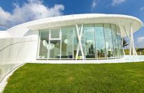 Cover composite panel / aluminum / for facade cladding