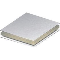 Construction composite panel / cover / aluminum