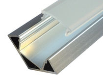 Built-in lighting profile / ceiling / wall-mounted / surface mounted