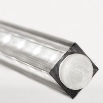 Wall-mounted lighting profile / surface mounted / ceiling / LED