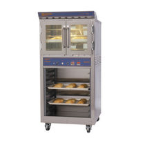 Electric oven / professional / convection / for bakeries