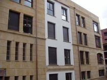 Natural stone cladding / sandstone / textured / smooth