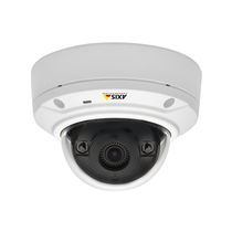 IP security camera / fixed / dome / ceiling-mounted