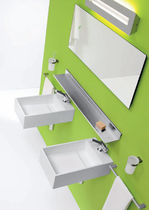2 bowl wall-hung washbasin 718 05 05 COSMIC