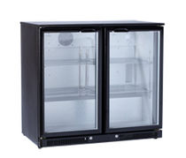 2 door bar refrigerator BB90-90 Frost Tech