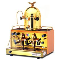 2 groups commercial coffee machine FUTURMAT 24 CARAT CUSTOM QUALITY ESPRESSO