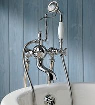 2 hole bath-tub double handle mixer tap ROYALE - 3030 Herbeau