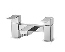 2 hole bath-tub double handle mixer tap S 410 AG MONTEIRO
